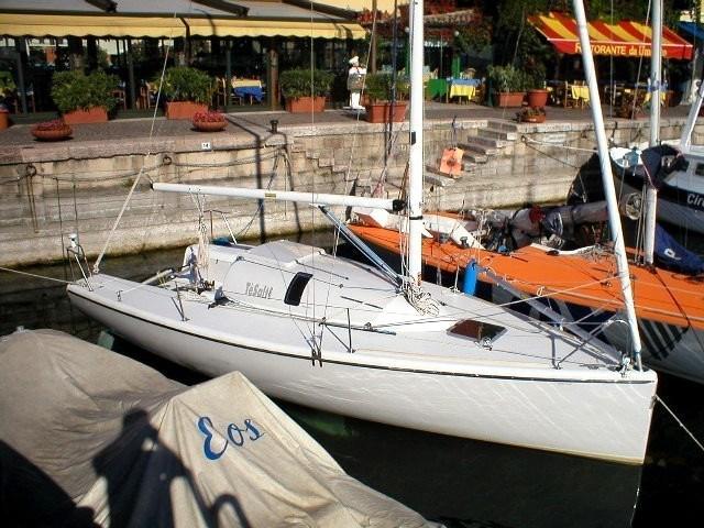 velero para regatear
