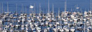 puerto de baiona